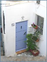 Indalo Mojacar doorway