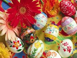 Say Happy Easter to friends and family